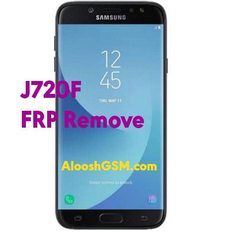 إزالة Frp لجهاز J720F اصدار 8 0 حماية U1 مع حماية RMM – علوش جي اس
